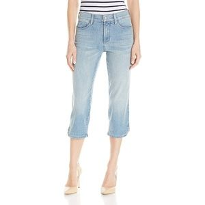 NYDJ Ariel Stretch Crop Jean